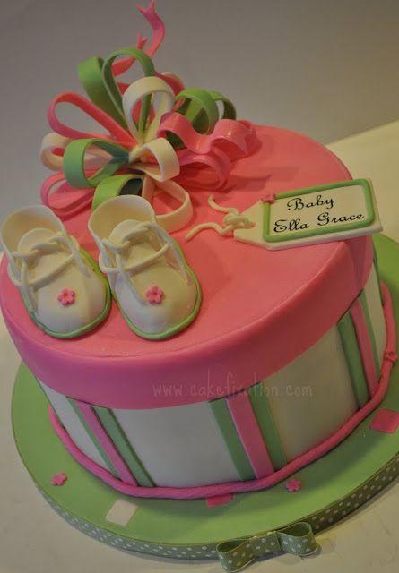 Cake Fixation: Baby Shower Cakes