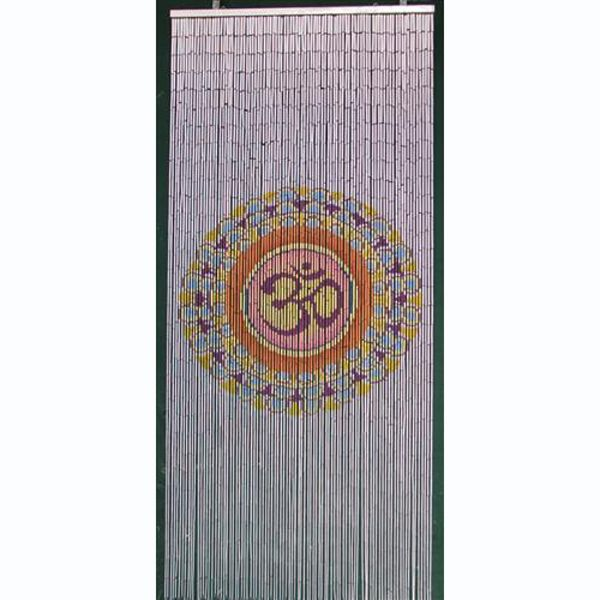 Mandala Beaded Door Curtain