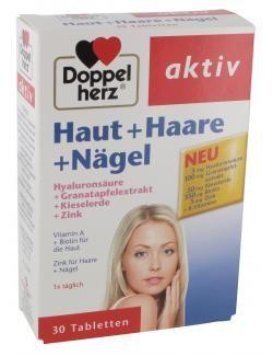 myTime Angebote Doppelherz aktiv Haut + Haare + Nägel Tabletten: Category: Drogerie > Gesundheitsartikel > Haut, Haare &…%#lebensmittel%