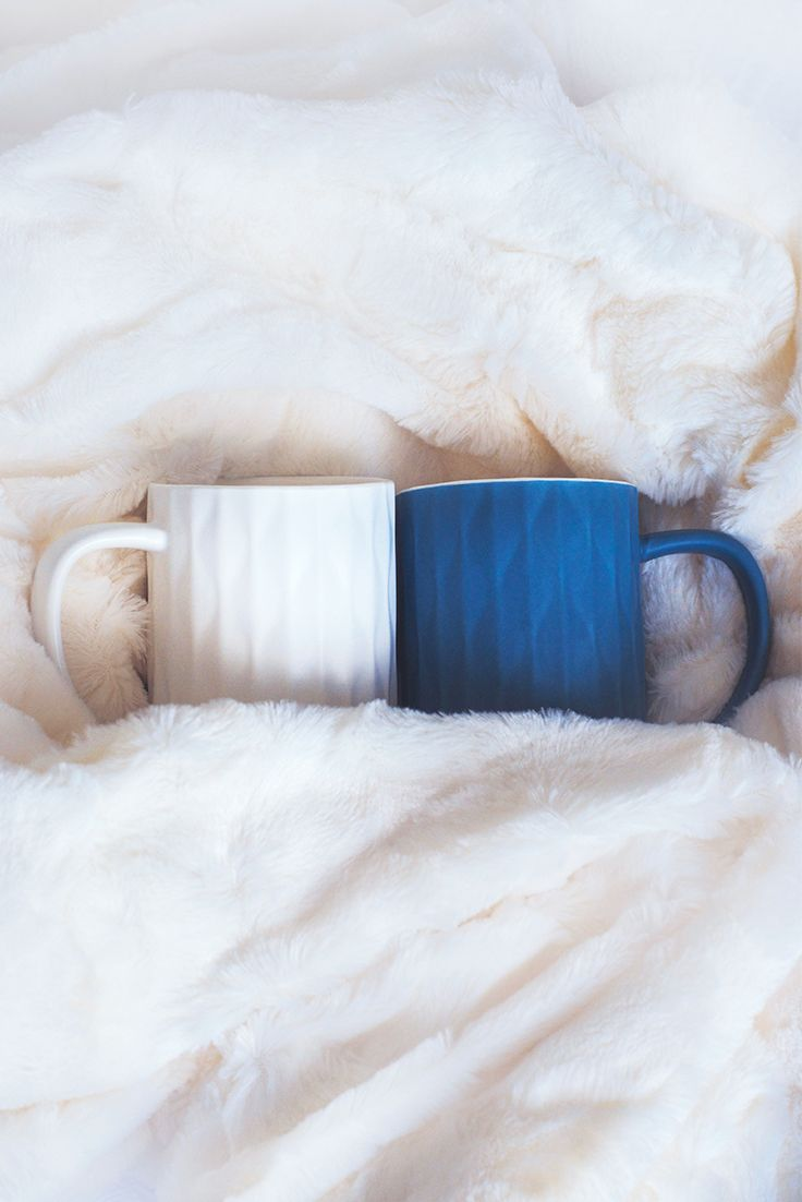 Here's to cozy mornings and long weekends!
