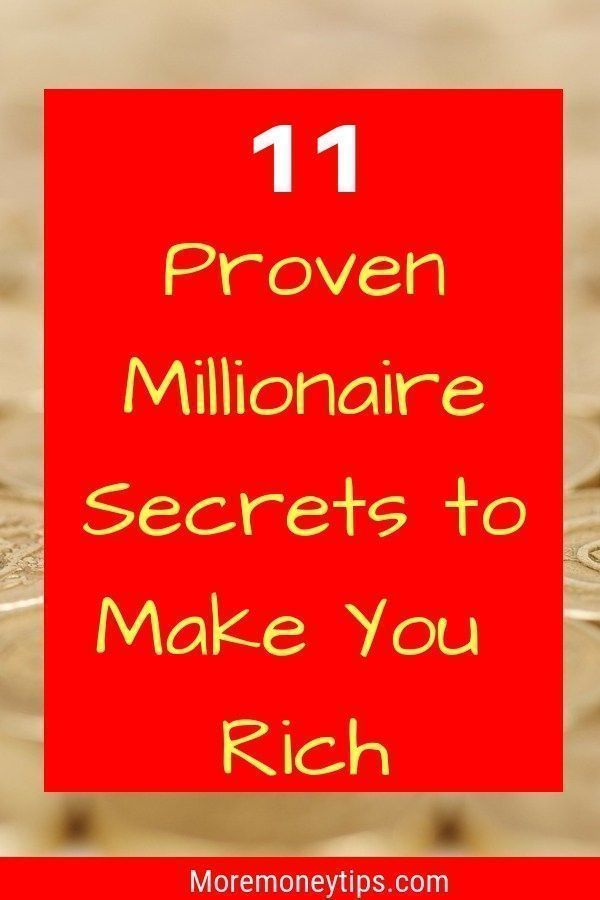 11 Personal Finance Experts Reveal their Secrets of Success – The Millionaire Mindset