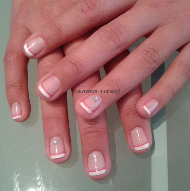 #Frenchmanicure