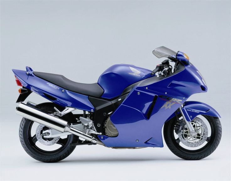 Honda CBR1100XX Super Blackbird (1999)