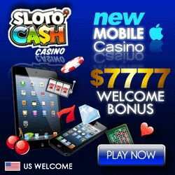 Slotocash Mobile Casino is giving new players $31 free! Claim and play fantastic casino games with real money on your mobile device! Click pin to claim! Like our promos? Follow us please.