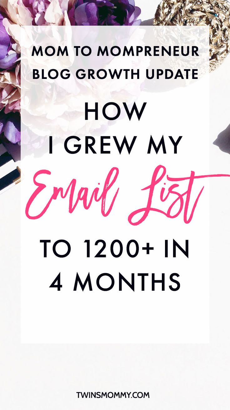 Month 5 Blog Growth Update: From 0 to 1200+ Email Subscribers