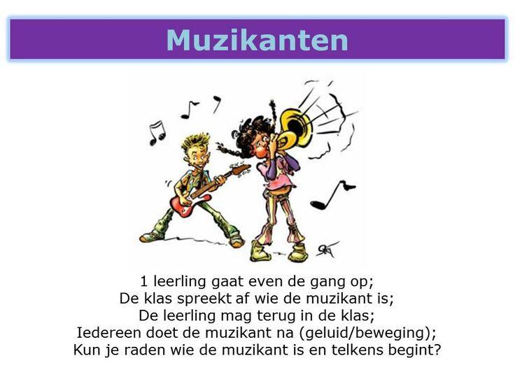 Zoek de muzikant!