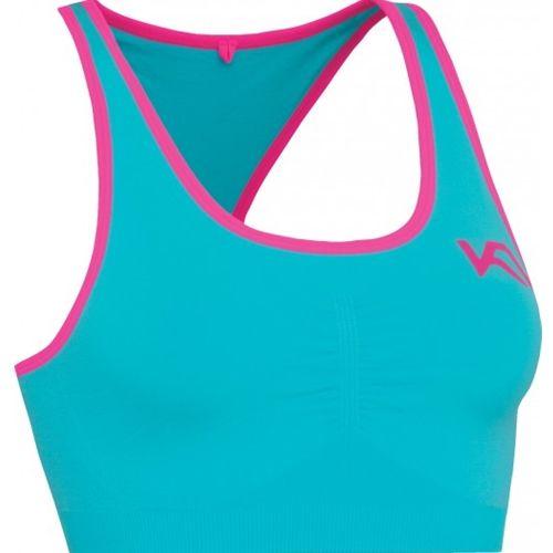 Kari Traa Women's Sexy Seamless Bra Light Blue, $39.95