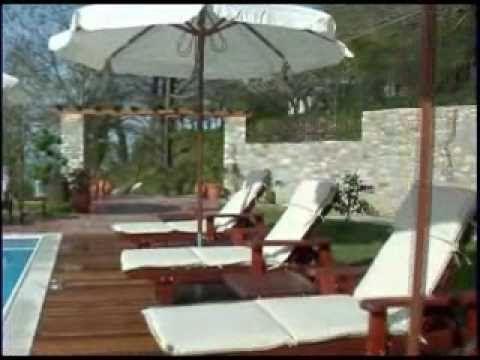 Μυρέσιον - Παραδοσιακός Ξενώνας - YouTube