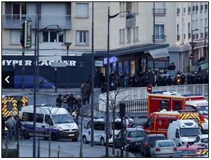 BREAKING NEWS - Terror in France: SWC Statement and Reaction from Paris | Simon Wiesenthal Center