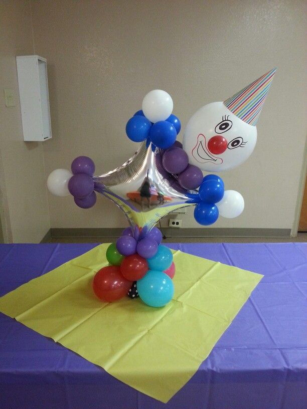 Best images about clown party on pinterest yellow