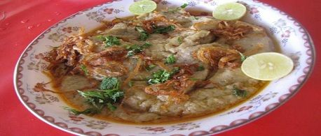 Haleem from Pista House  http://www.chowzter.com/fast-feasts/asia-pacific/Hyderabad/review/Pista-House/Haleem/653_641