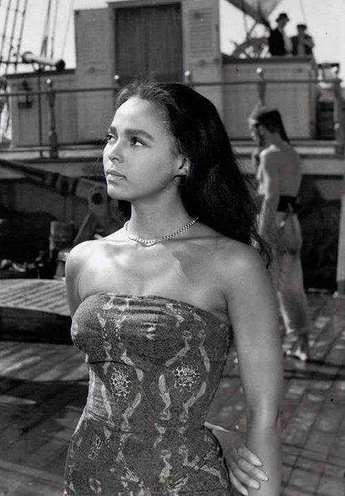 Dorothy Dandridge Yeah...Janet Jackson could've played her too.