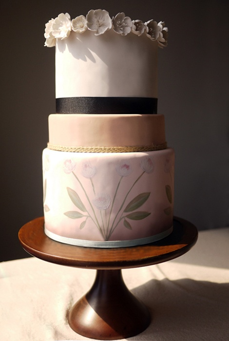 Delicious Cake from Baltimore's famous Charm City Cakes. I'd get married just so I could eat that.: Pretty Cakes, Charms, Cities, Cake Ideas, Charm City Cakes, Wedding Cakes, Cake S Simplicity, Beautiful Cakes, Dessert