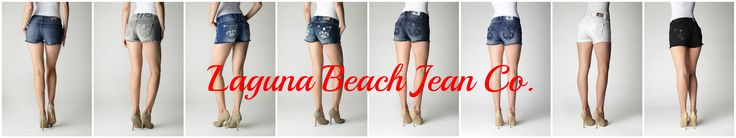 Warm Weather Goals 🌞 Take some Laguna Beach Jean Co. Denim shorts on your tropical vacay this Winter ⚜ www.lagunabeachjc.com #rocktheoclifestyle