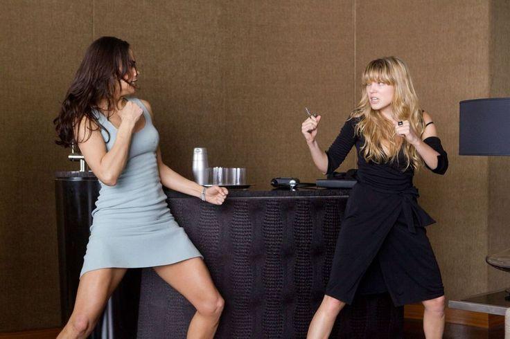 Paula Patton / Lea Seydoux in Mission Impossible 4 - Ghost protocol