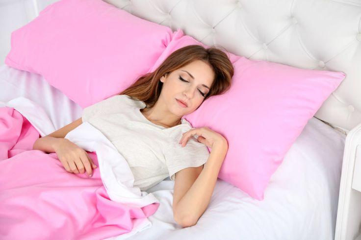 Rätt sovställning ger bättre sömn