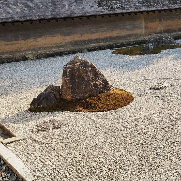 京都『龍安寺』石庭  #京都#龍安寺#石庭#kyoto#ryoanji
