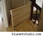 DIY safety gate by blue ant studio