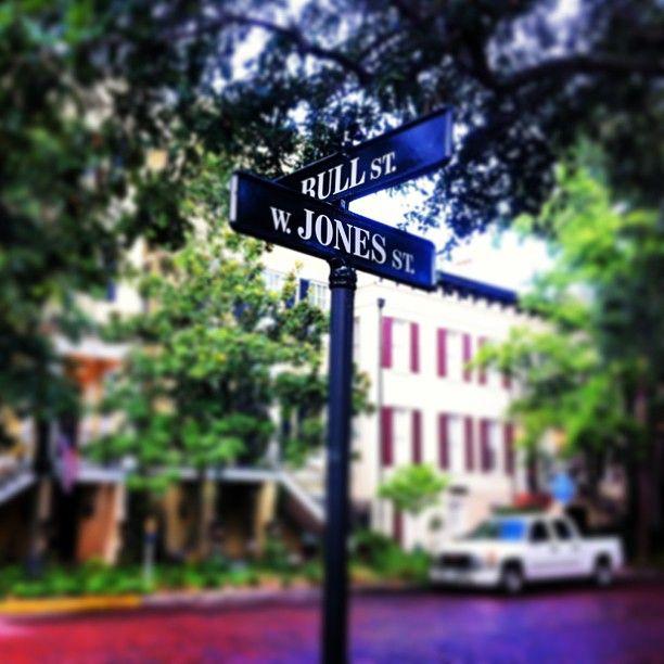 Take a romantic stroll through Savannah's Historic District.
