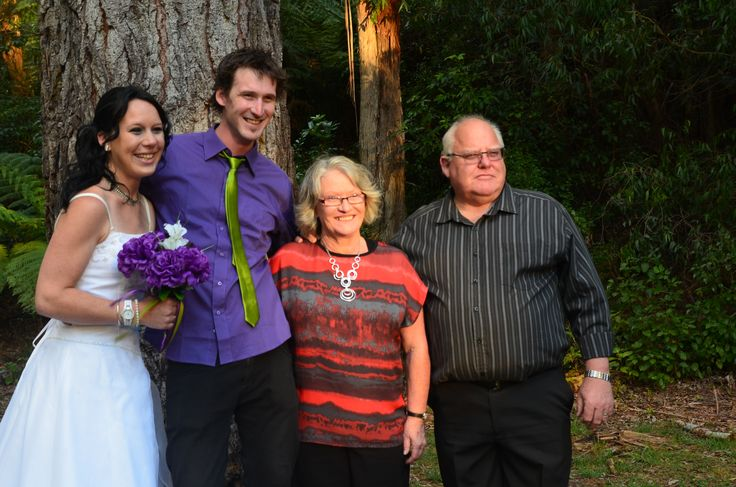 Me, my Husband and my mother and father inlaw (sue and warren) @solematess  xoxoxox