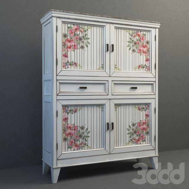 Дизайнерский шкаф