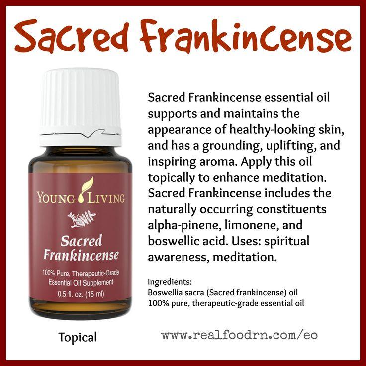 Frankincense meditation