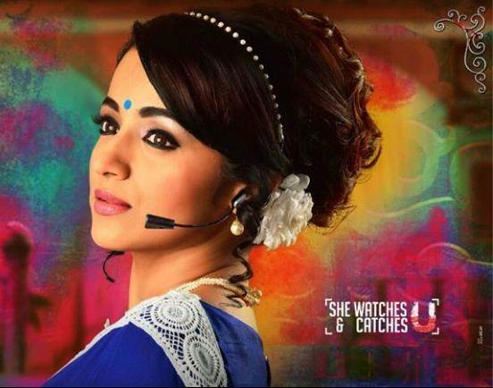 trisha s latest stills rom nayaki movie