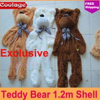 Exclusive sale big valentine's day teddy bears 120cm giant stuffed teddy bear huge stuffed animal baby toy Send greeting CARDS