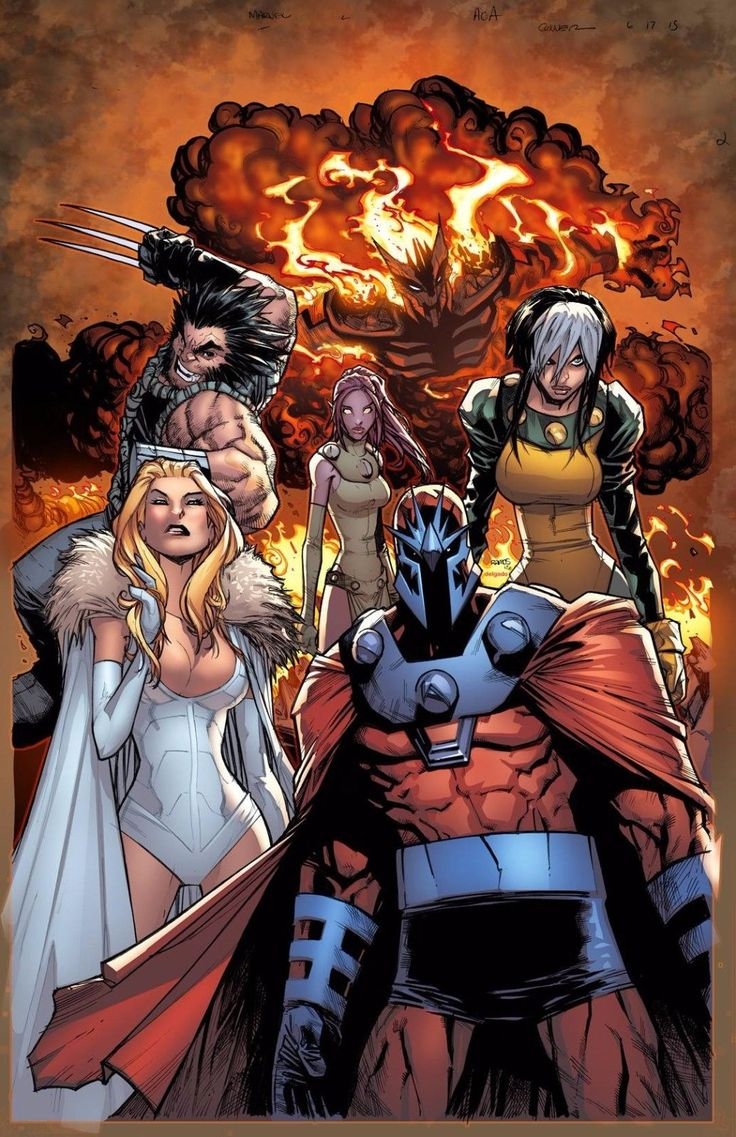 X-Men (Earth-51518) | Marvel Database | Fandom powered by ...