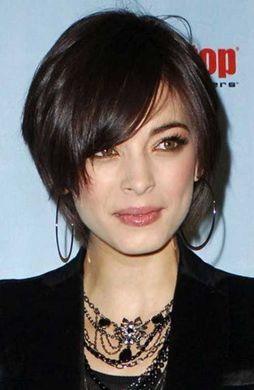 awesome 15 nette kurze Frisuren für Thin Haar