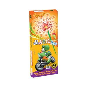 Shop Online Mystic Magic crackers. Ayyan fireworks Sivakasi Exclusive Diwali sale. Diwali crackers at best price. Shipping available all over Tamilnadu.