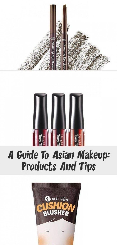 Asiatisches Make Up