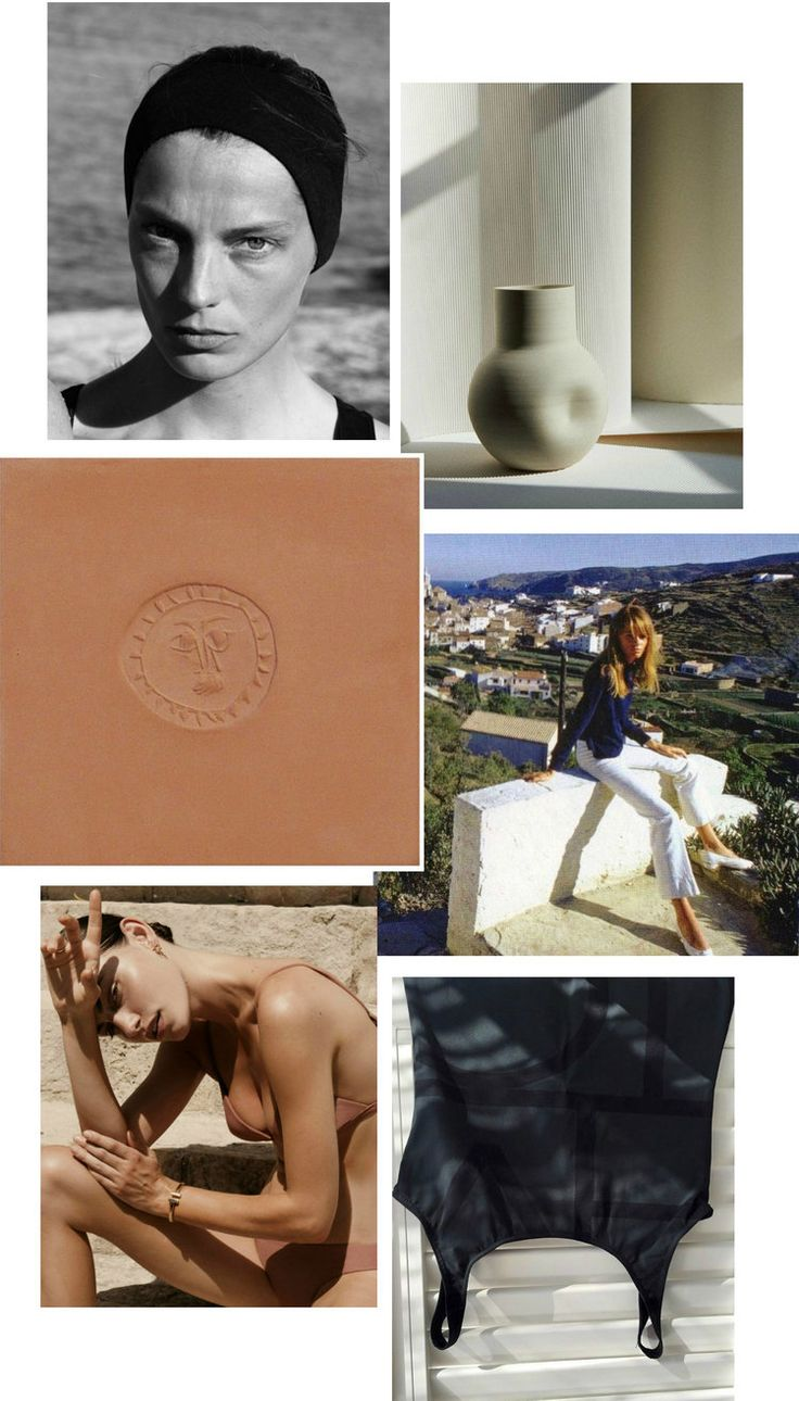 The July Mood Board — HANNA'S JOURNAL