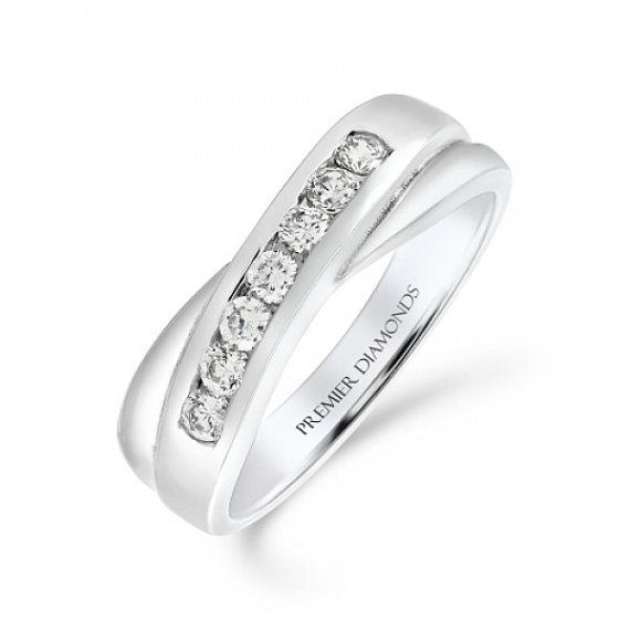 faith l christian crossover silver elevated rings products ring silvercrossoverring
