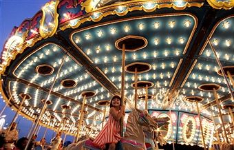Lets celebrate the national go round day with little  champs  Happy National Merry-Go-Round Day