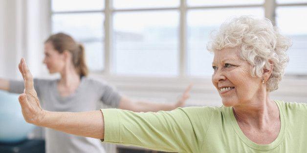 Yoga evita depressão e ansiedade em idosos