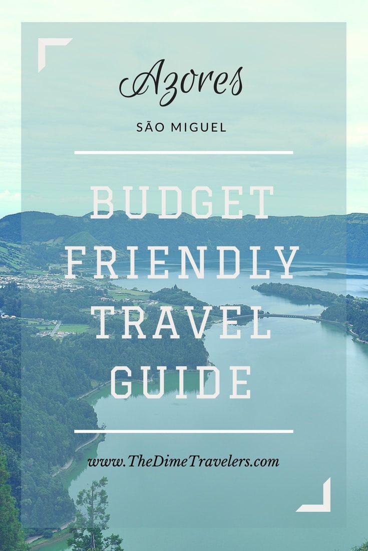 Budget Friendly Travel Guide to São Miguel, Azores  #BudgetTravel #Azores #Travel