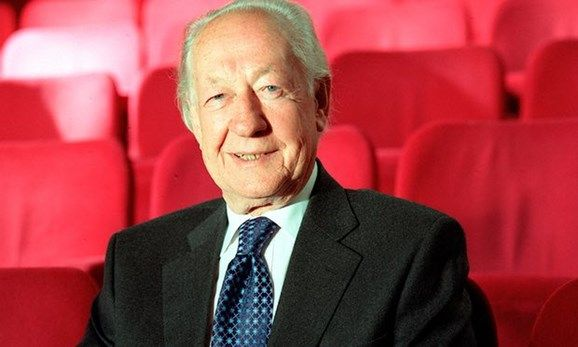 BBC broadcaster Brian Matthew (1928 - 2017)  Matthew worked for the BBC for more than 60 years as the host of Saturday Club among other programmes. In 1990 he began presenting Sounds of the 60s. (The Guardian)