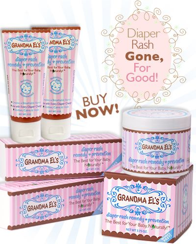 Natural Diaper Rash Treatment For Cloth Diapers