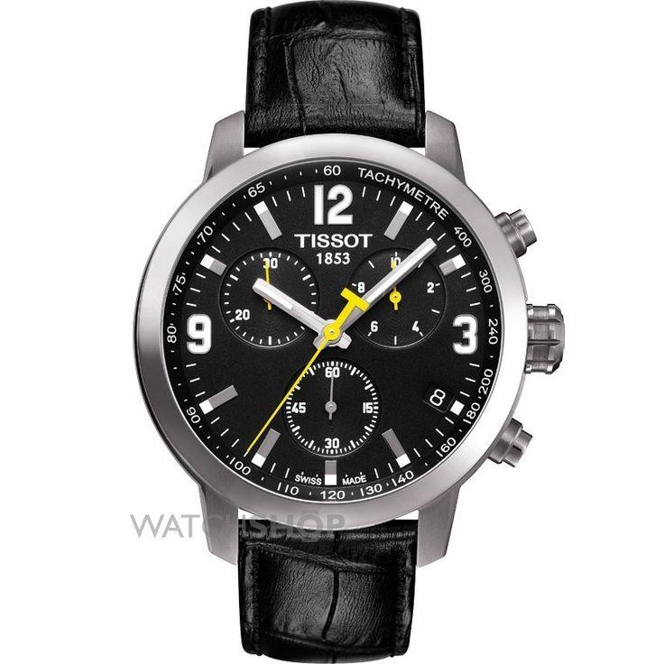 Mens Tissot PRC200 Chronograph Watch T0554171605700