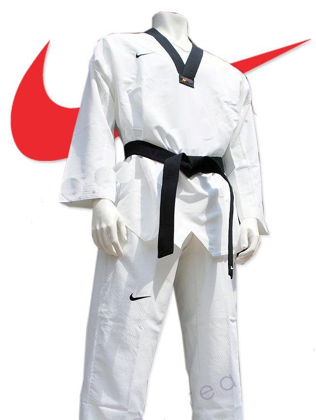 NIKE TaeKwonDo Olympic Uniform for London team Uniforms Dan Dobok Fighter Master #Unbranded