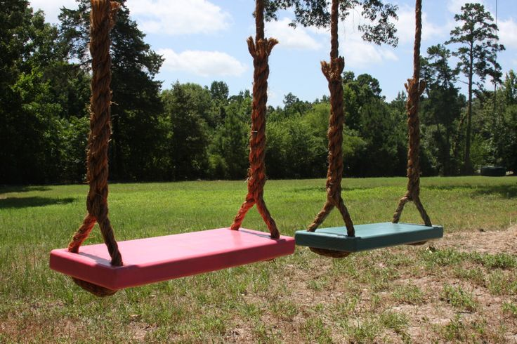 1000 ideas about wooden tree swing on pinterest tree for Rope swing plans