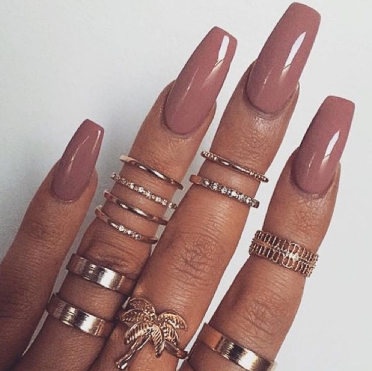 My dream nails... I could never get them this long though