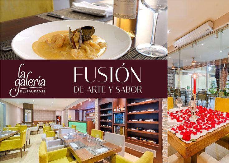 El Restaurante la Galería es el lugar ideal para disfrutar de la mejor cocina mediterránea e internacional, realizar tus eventos sociales o empresariales, contamos con parqueadero cubierto y vigilancia las 24 horas. te esperamos en la Av 0 # 7 - 62 #RestaurantesCucuta #Colombia