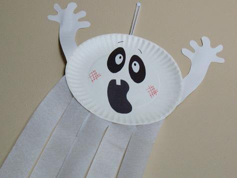 Fun Kids Halloween Craft