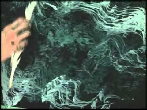 Modern masters 11. Marbling - YouTube имитация мрамора