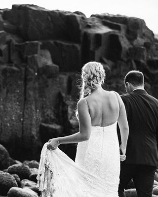 Little Cove Wedding, Noosa 2017 with dress by Erin Clare Couture Sunshine Coast Wedding Photographer