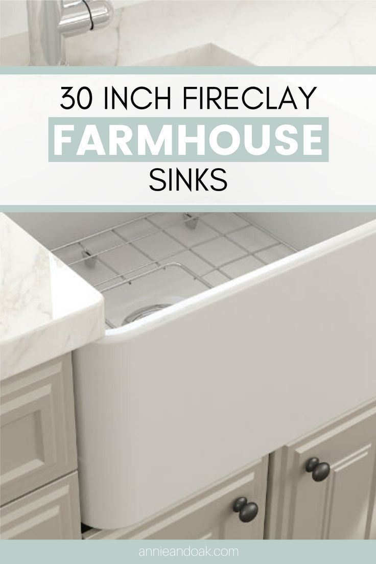 30 Fireclay Farmhouse Sinks Shop Now Farmhouse Fireclay Shop In 2020 Fireclay Farmhouse Sink Farmhouse Sink Kitchen White Farmhouse Kitchens