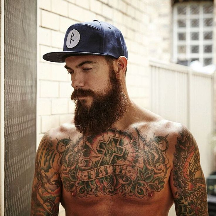 how to make your beard look thicker with makeup