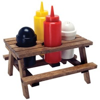 Perfect for outdoor parties. Would make a nice hostess gift, too! $17.99.